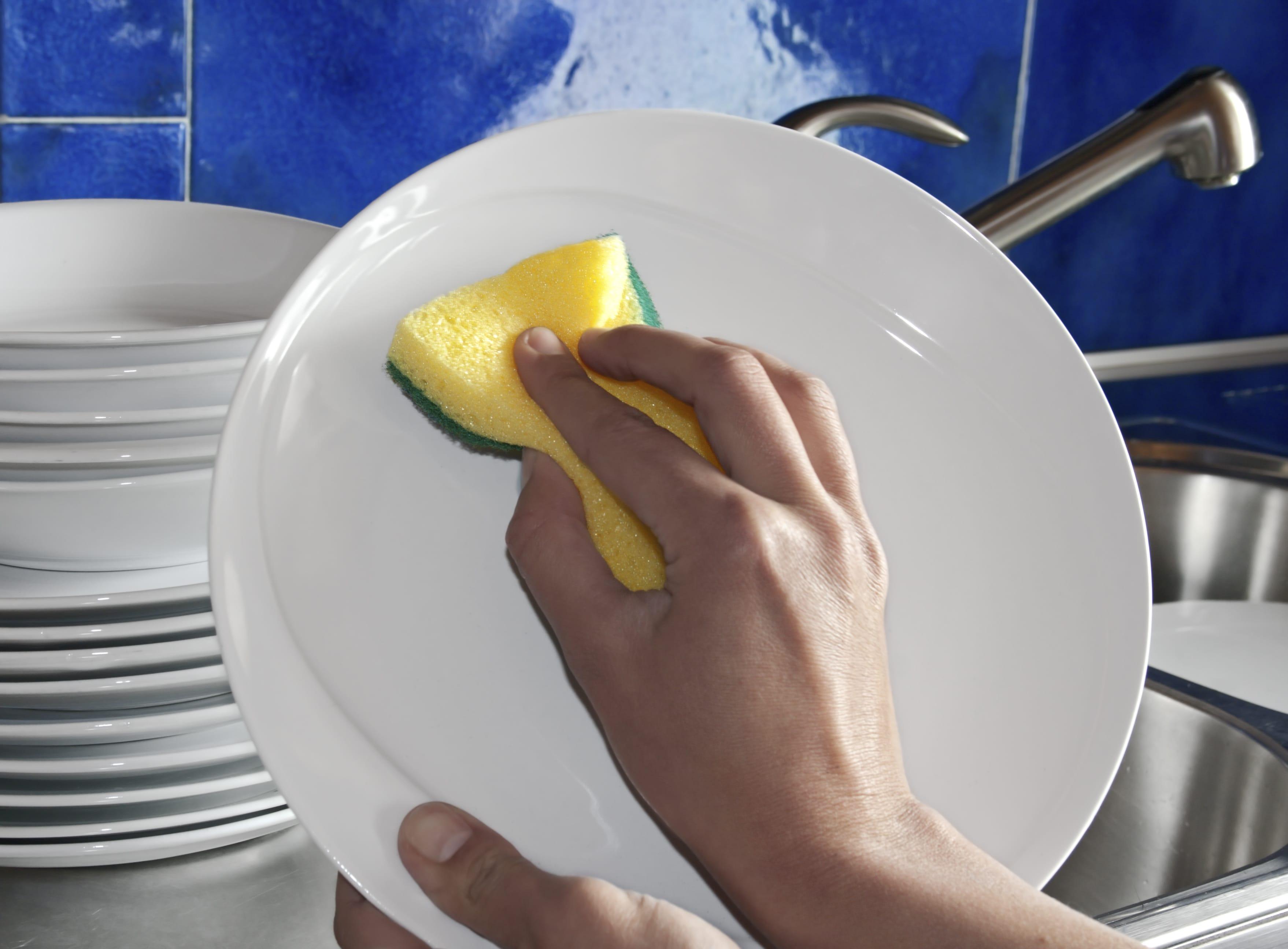 detersivo per piatti fatto in casa