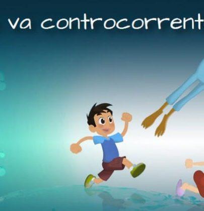 """App per bambini: con """"Zoe va controcorrente"""" si impara a non sprecare l'acqua"""