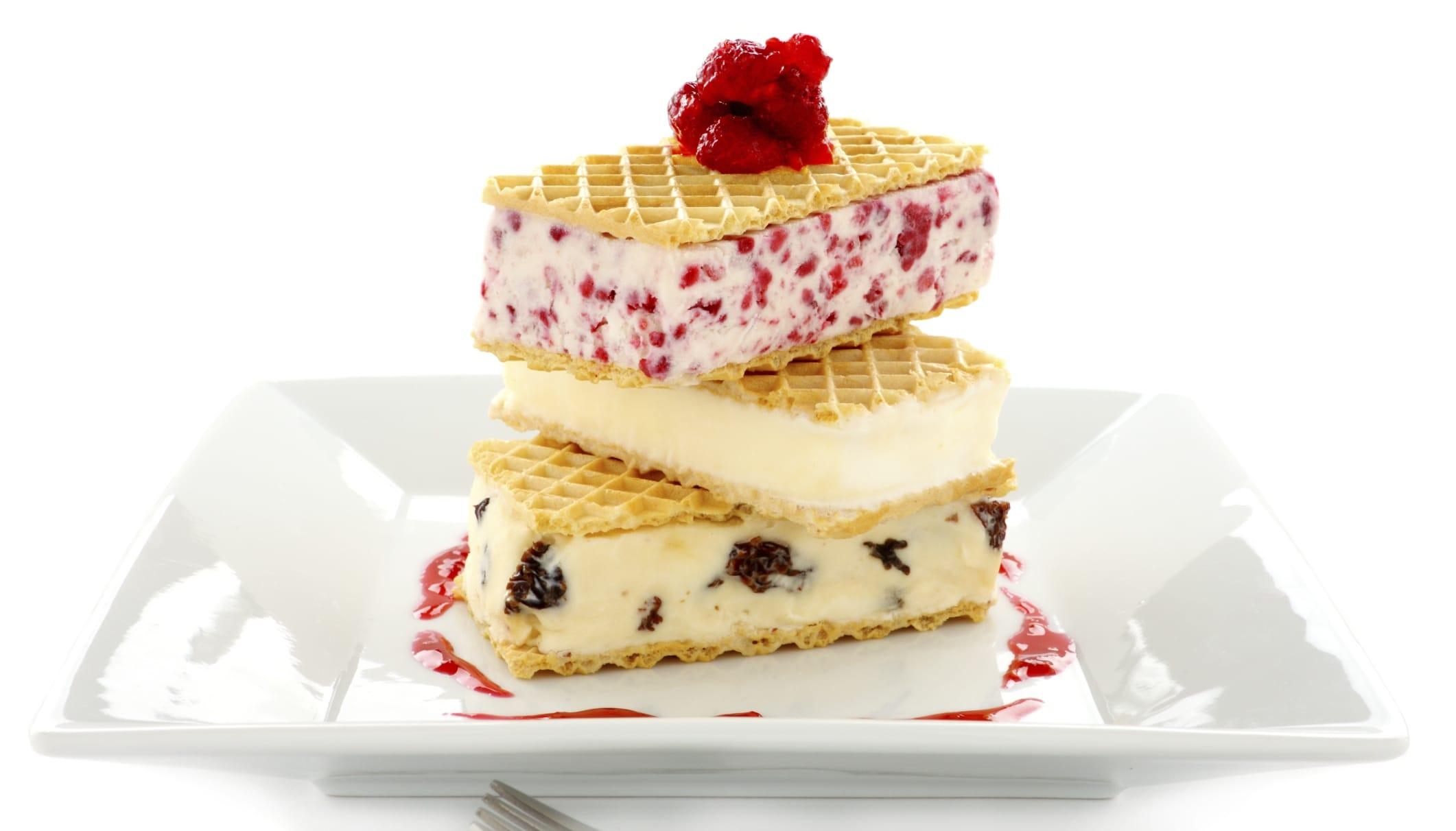 ricette con gelato