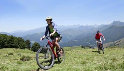 Come organizzare una vacanza in bicicletta