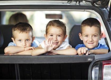 Mamme al volante: percorrono 2mila chilometri all'anno