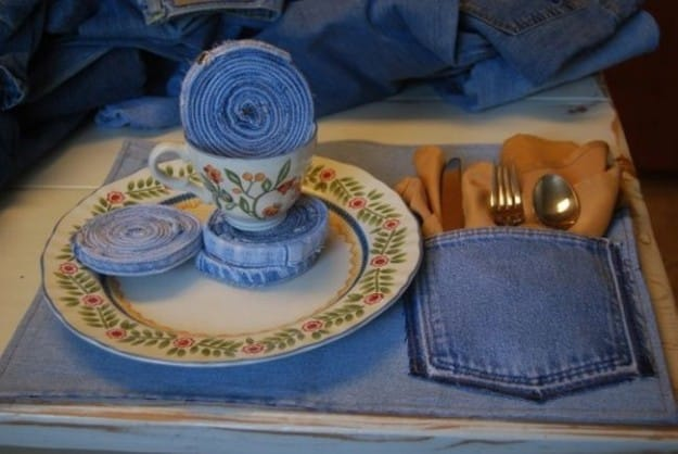 Riciclo creativo jeans: tanti consigli utili