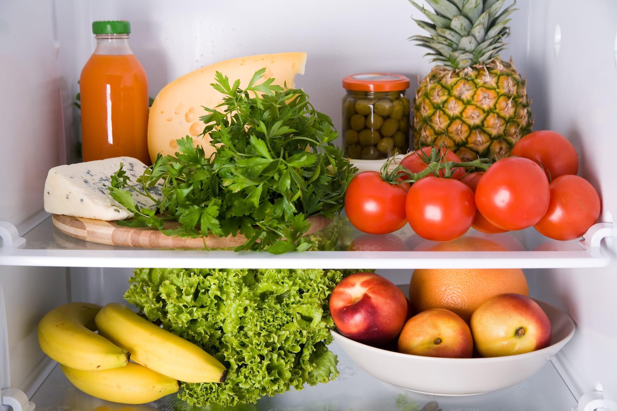 come eliminare i cattivi odori dal frigorifero