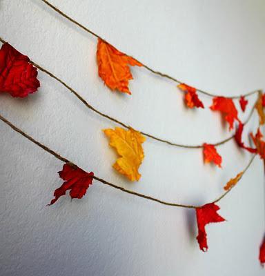 Come riutilizzare le foglie secche per decorare casa e per la cura del giardino e dell'orto