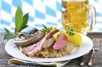 Menu vegetariani e vegani all'Oktoberfest d Monaco