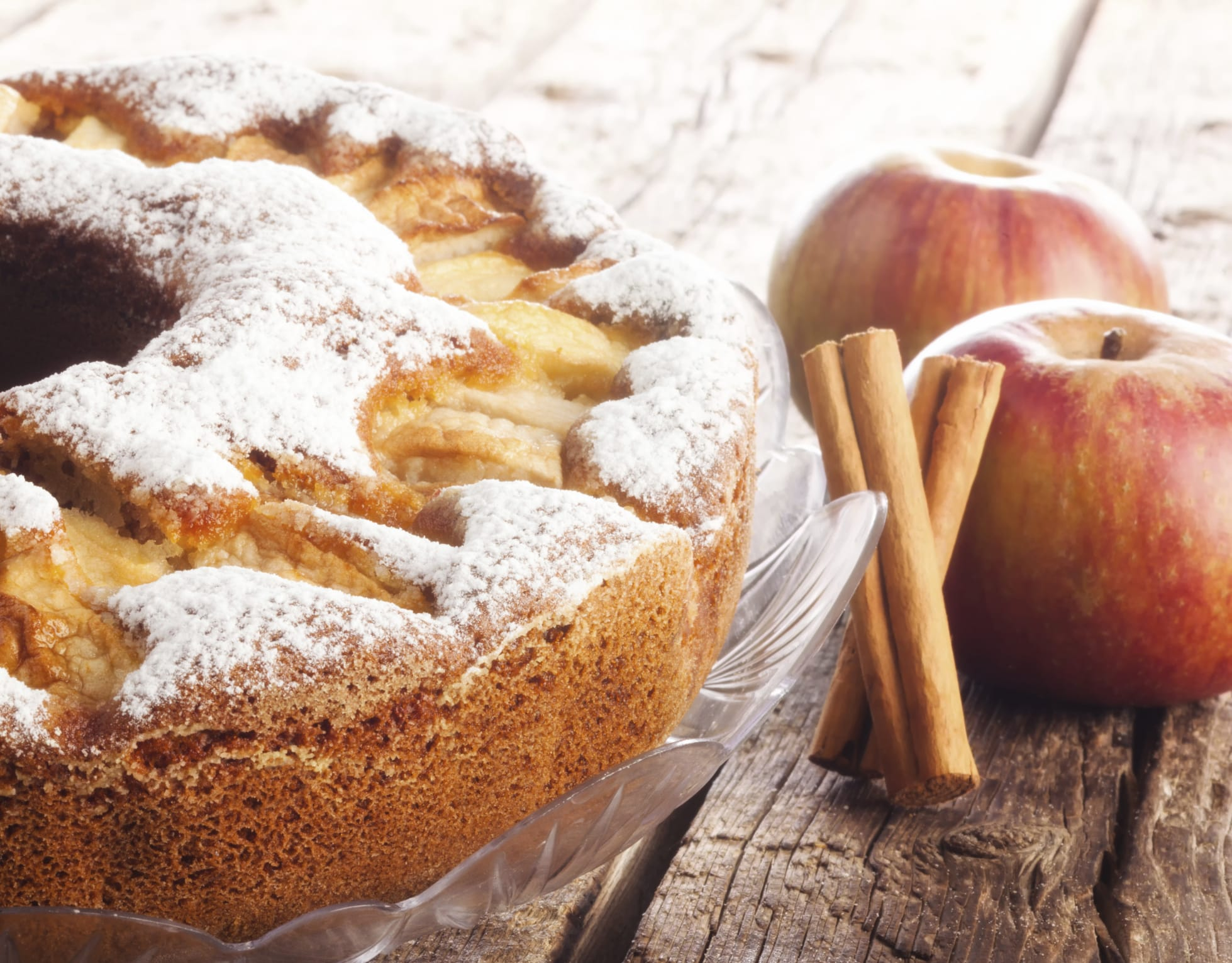 La ricetta del Pan di mela