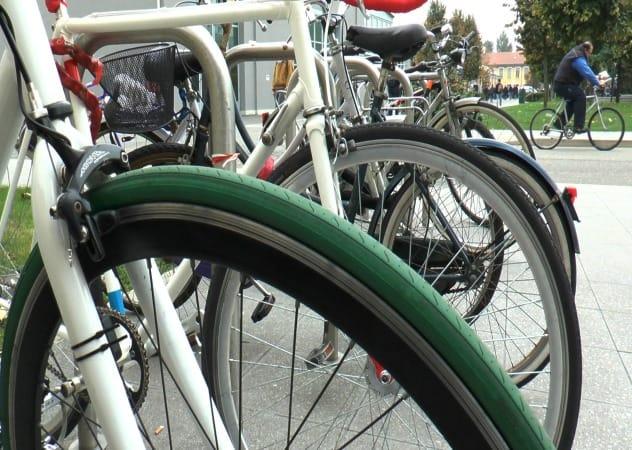 Recupero bici abbandonate: il progetto Polibikes