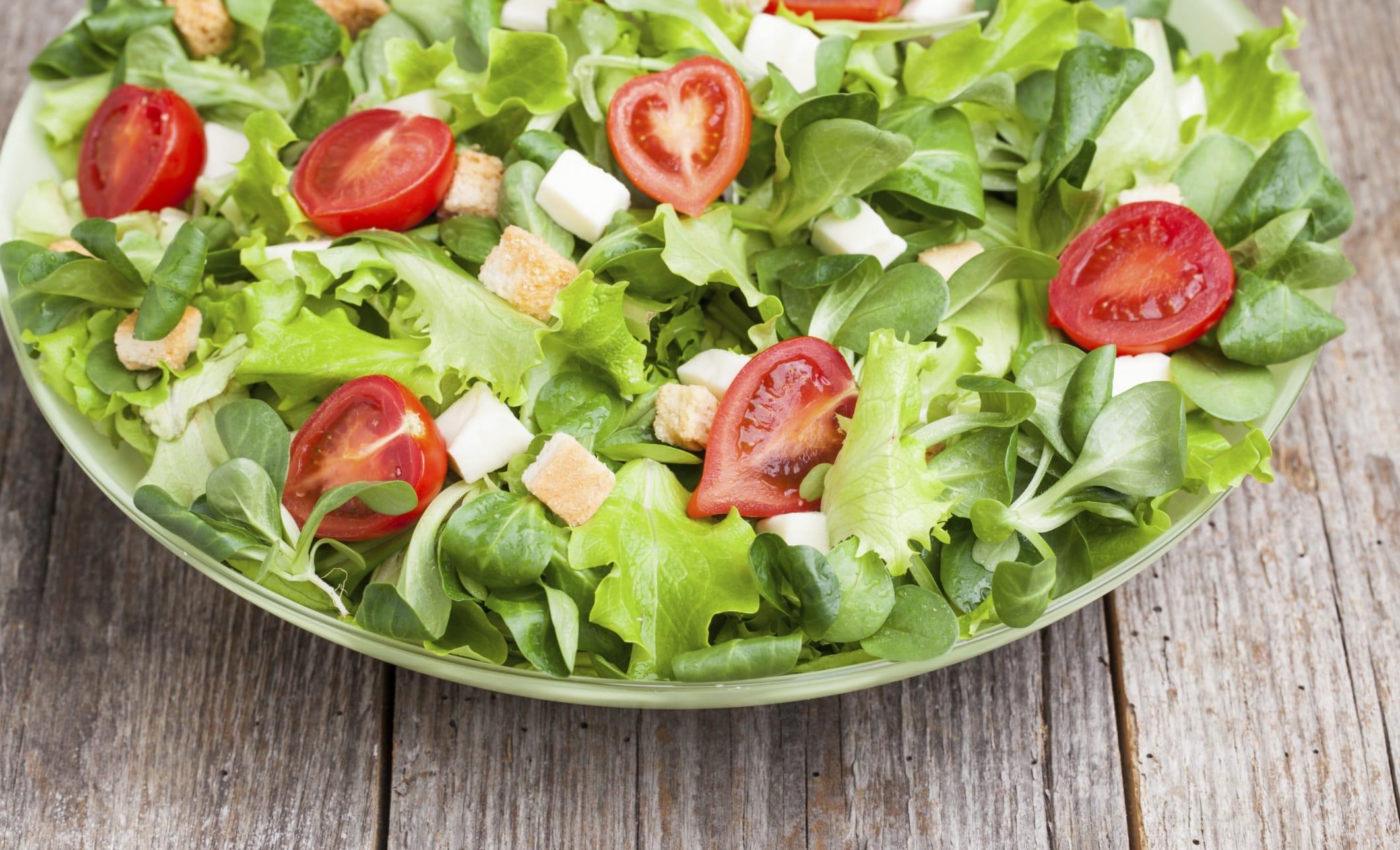 Prevenzione tumore al seno: comincia a tavola con le verdure a foglie