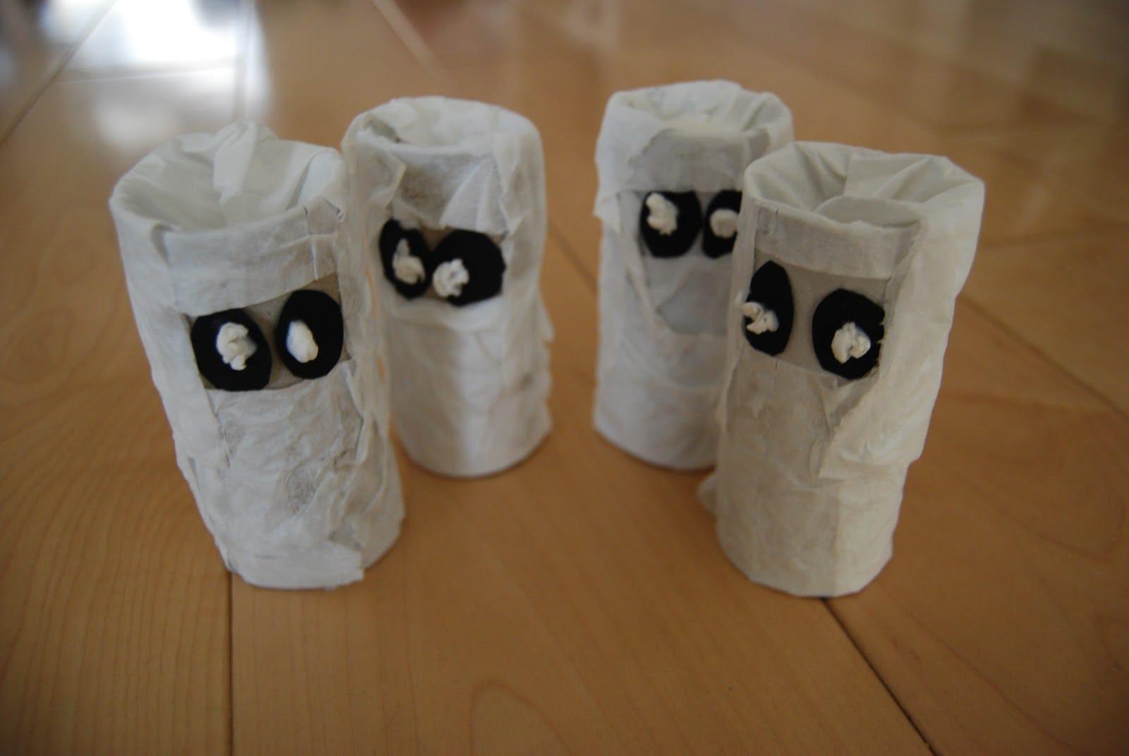 Cose Creative Con La Carta lavoretti halloween - non sprecare