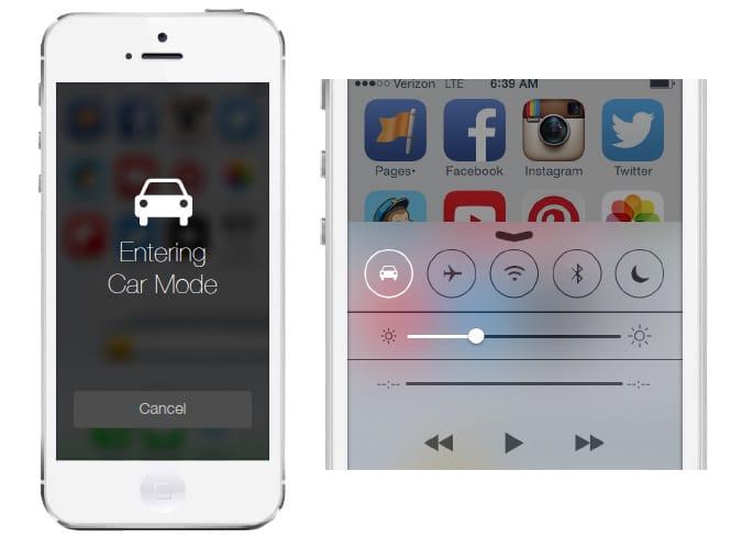 Car Mode: l'applicazione per la guida sicura