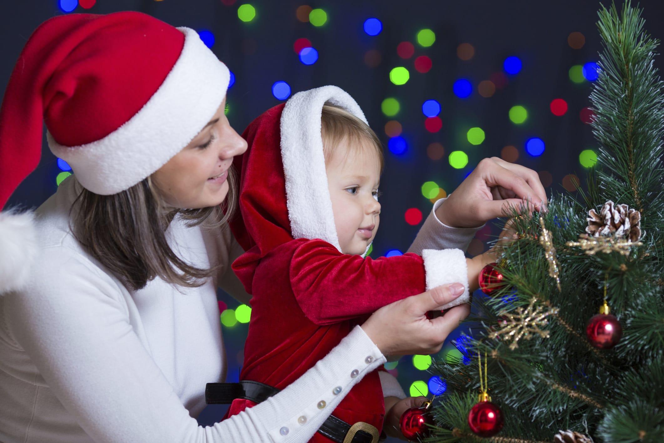 Foto Bimbi Di Natale.Come Realizzare Palline Di Natale Fai Da Te Foto Non Sprecare