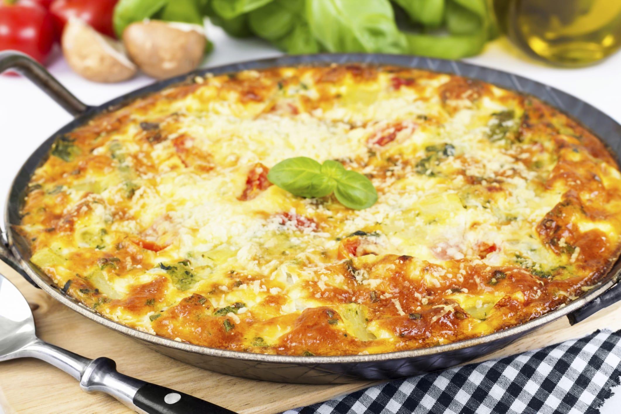 Cosa Cucinare Per Molte Persone ricette secondi con le uova in scadenza - non sprecare
