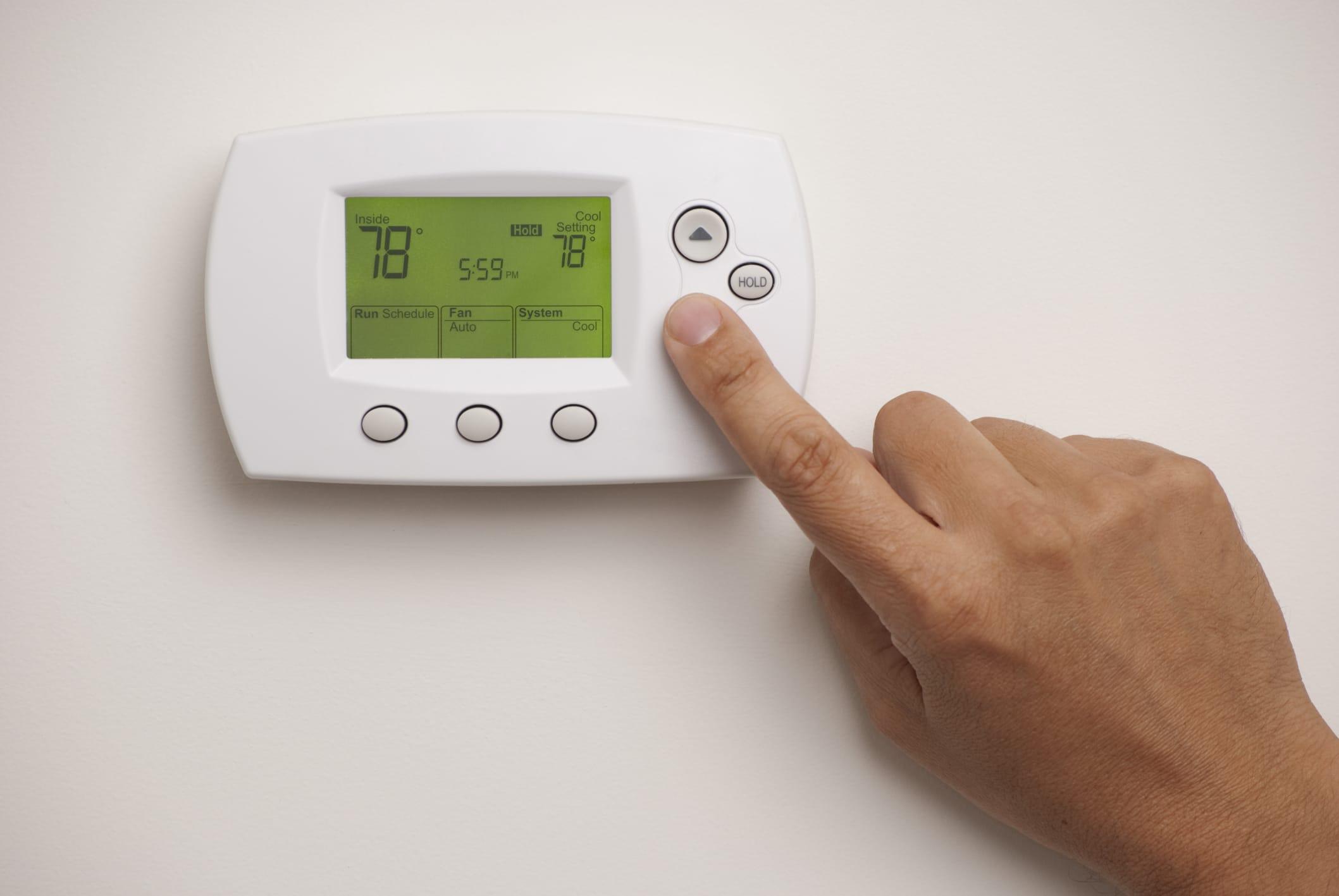 come regolare il termostato del riscaldamento
