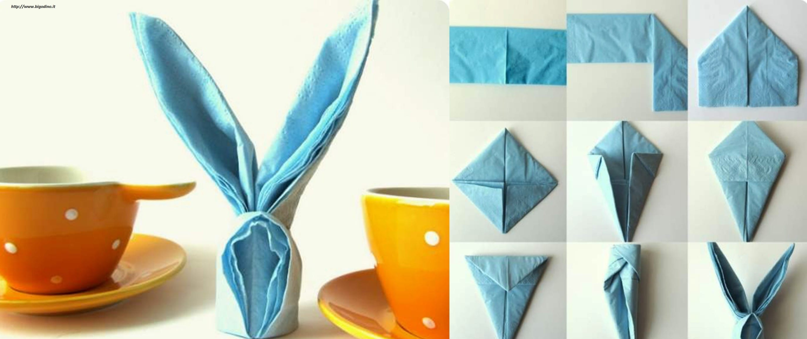 Piegare Tovaglioli Di Carta come riutilizzare i tovaglioli di carta - non sprecare