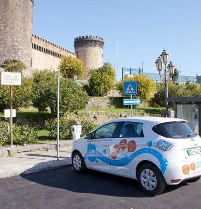 Mobilità sostenibile: a Napoli il car sharing elettrico del progetto Ci.Ro.
