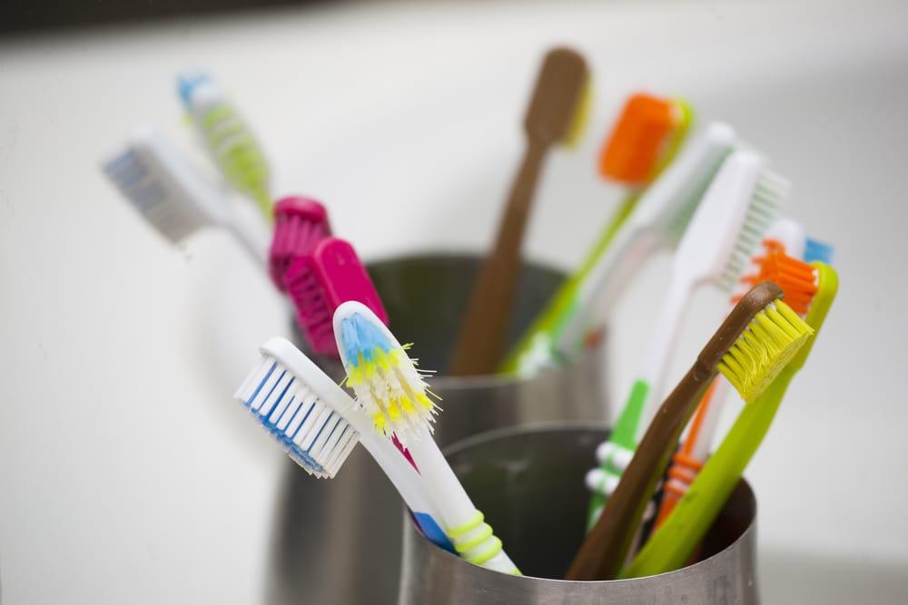 Come riciclare lo spazzolino da denti