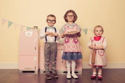 come costruire una cucina giocattolo in legno per bambini