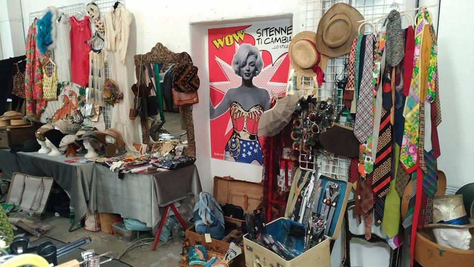 negozio vintage Roma