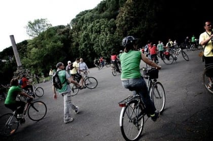 Eventi in bicicletta a Roma: Bike2Work Day e VI Magnalonga in bicicletta