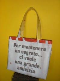 Oggetti di design con materiale di riciclo: il So.Ready Lab di Grazia Bosco e Rino Manganelli