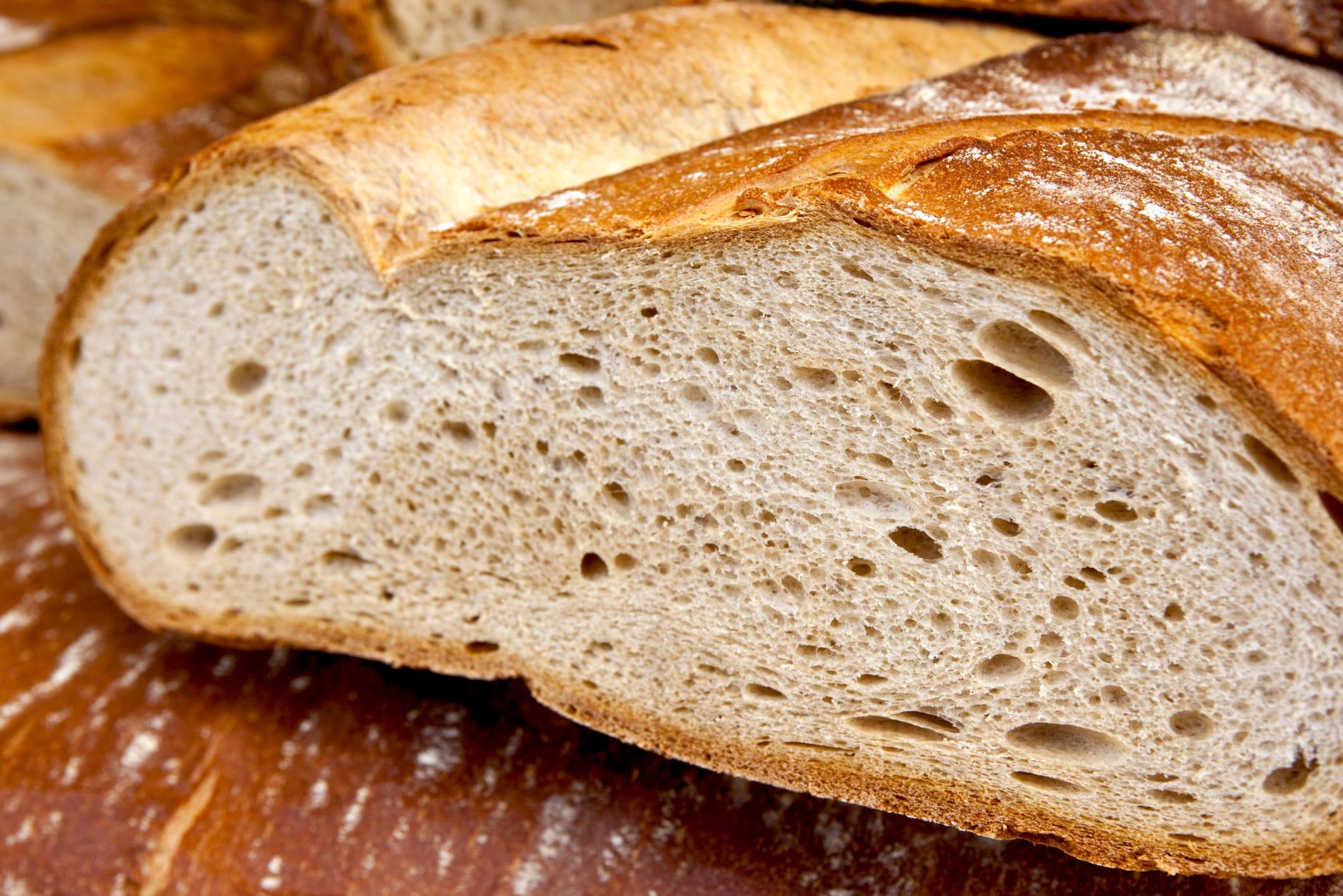 ricetta pane con pasta madre