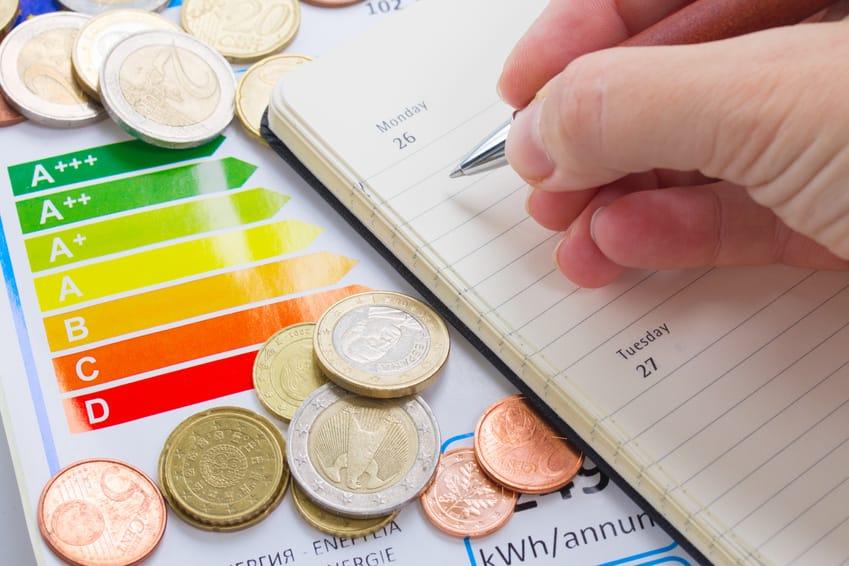 Risparmio classe energetica elettrodomestici