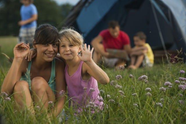 come organizzare una vacanza in campeggio low cost