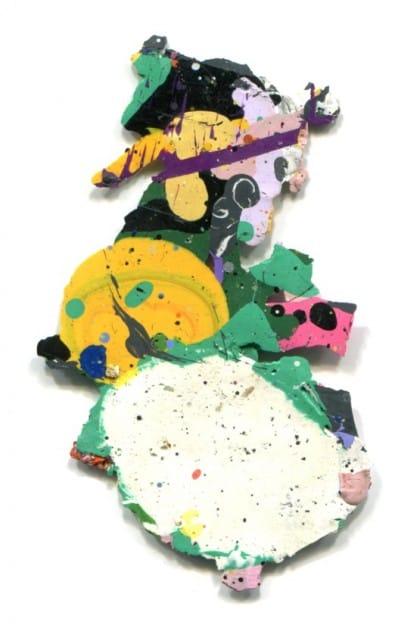 Opere d'arte con rifiuti: la Waste Collection di Chiara Capellini