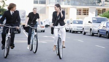 come incentivare uso bicicletta