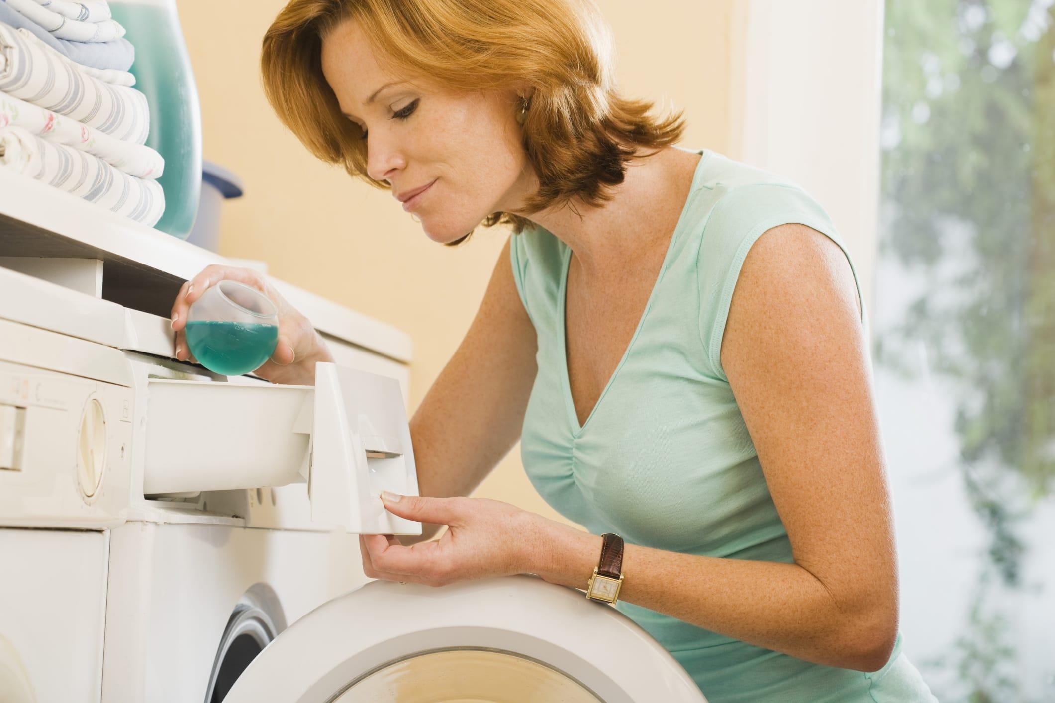 come fare il detersivo liquido della lavatrice