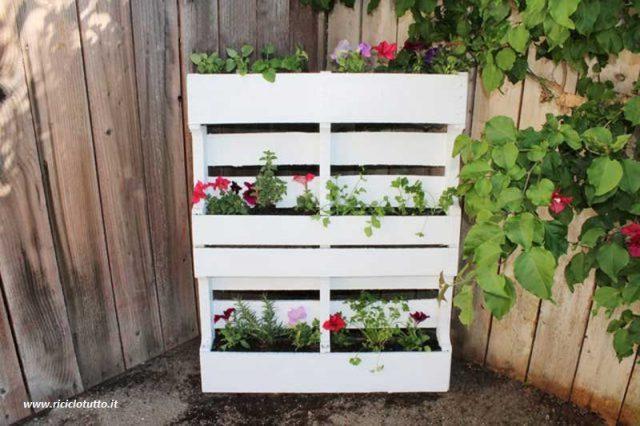 Come decorare il giardino con il fai da te non sprecare for Sistemare un piccolo giardino