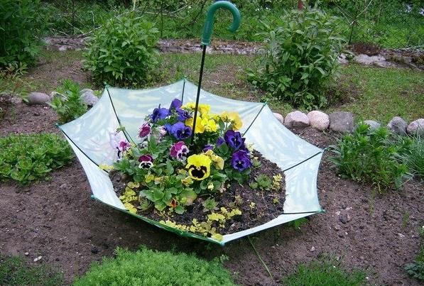 Come decorare il giardino con il fai da te non sprecare for Idea per giardino