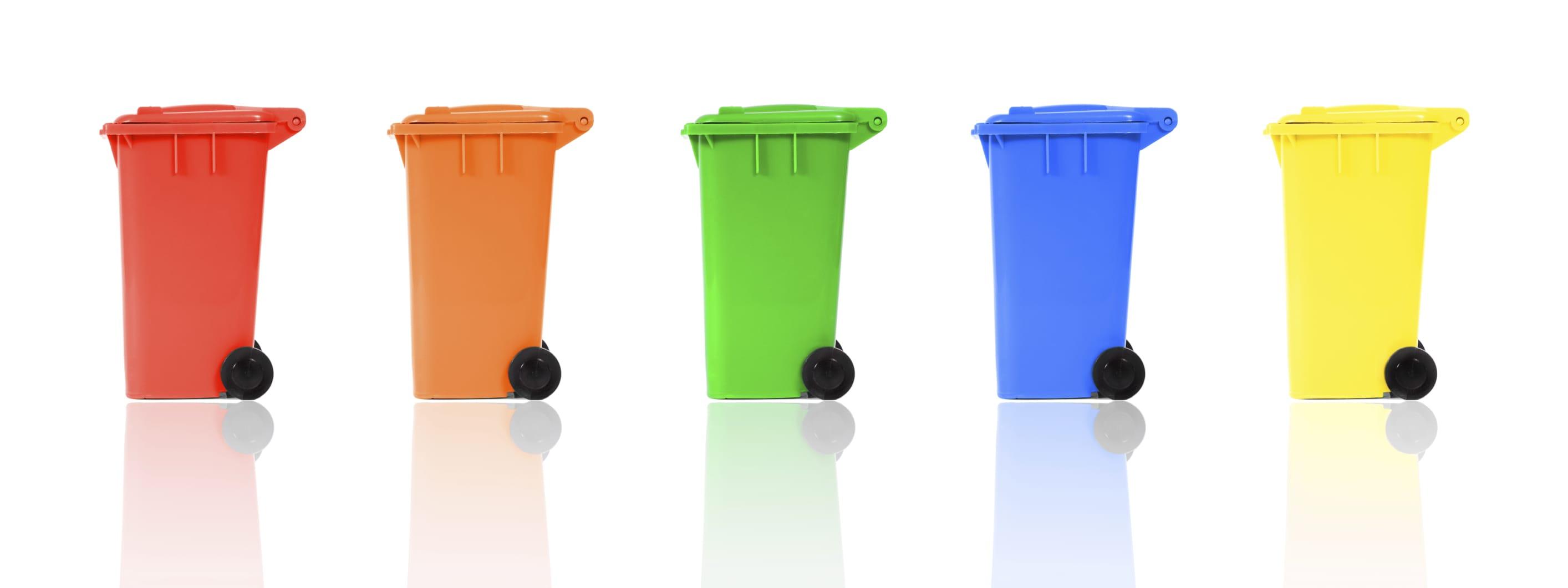 Smaltimento rifiuti aziende: la guida gratuita di ecolight