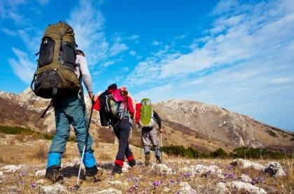 Viaggi a piedi in Europa e in Italia: gli itinerari turistici più suggestivi