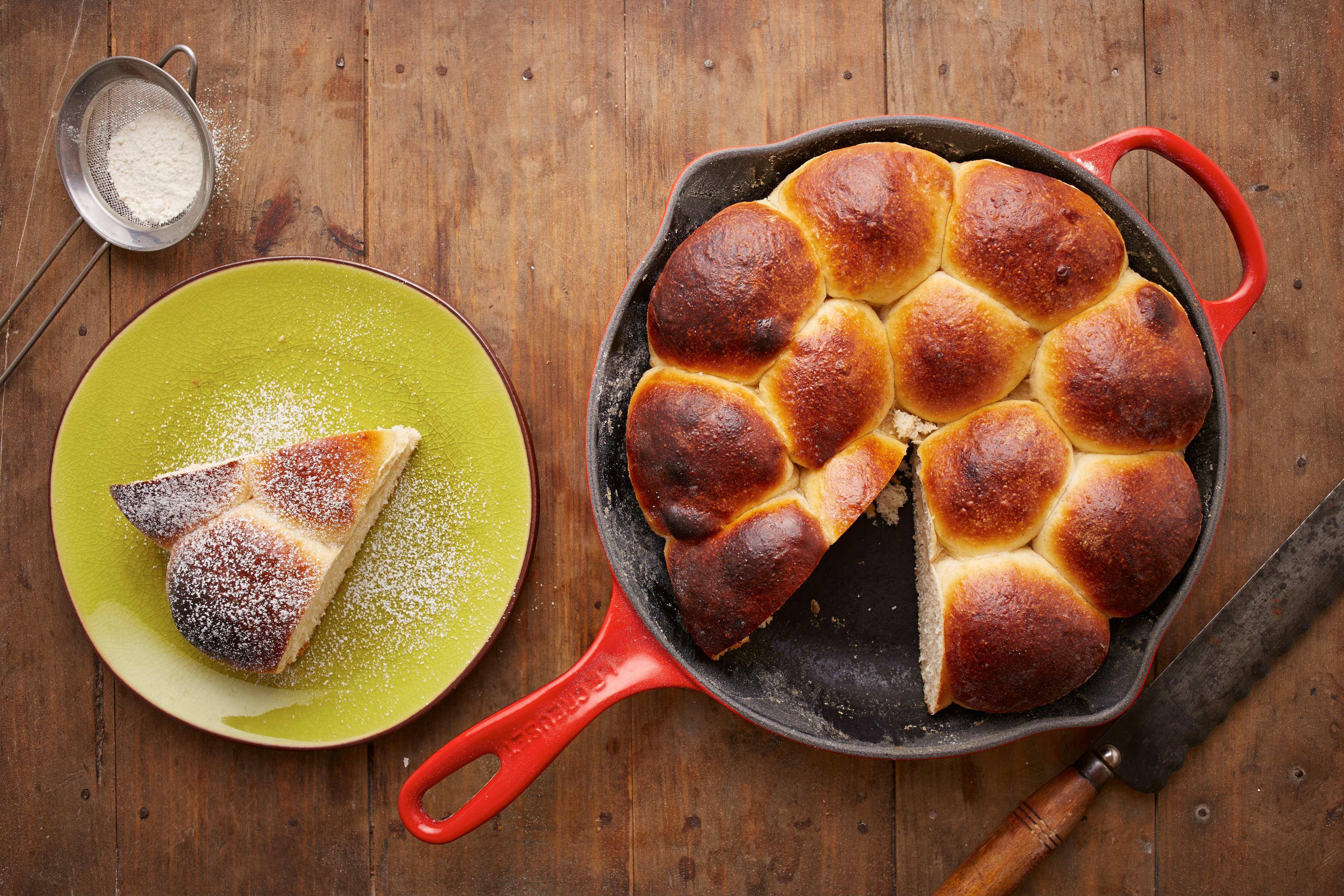 ricetta pan brioche dolce soffice