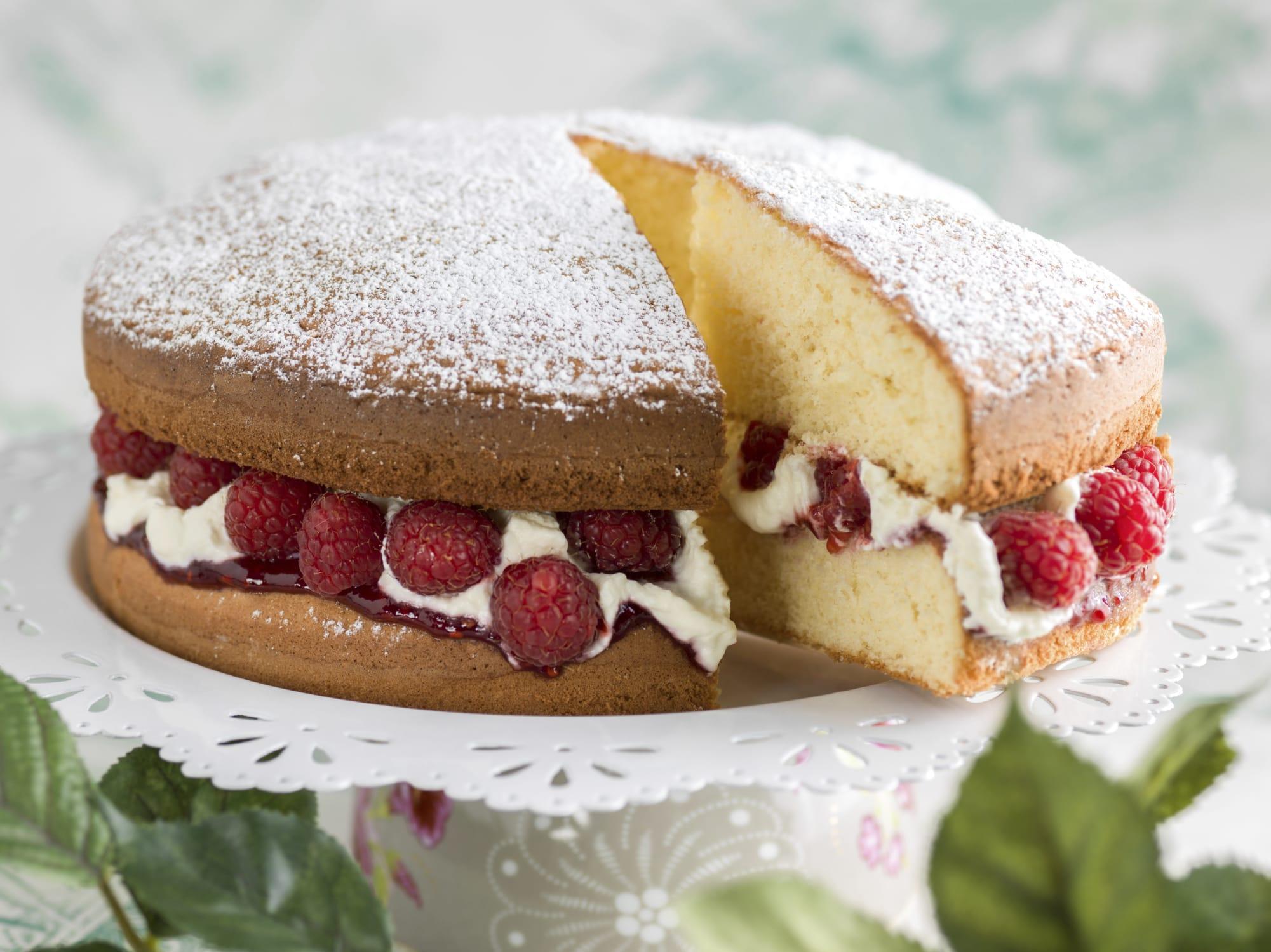 ricetta torta margherita soffice