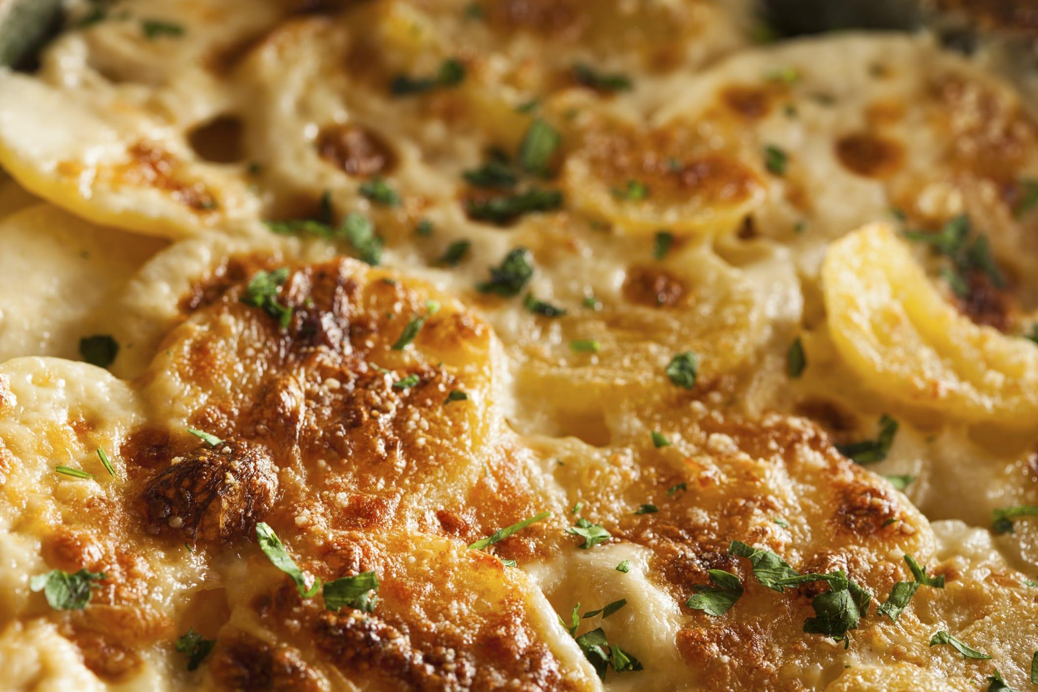ricetta della patate sabbiose al forno