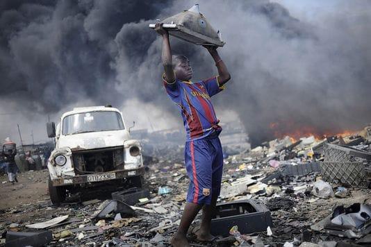 luoghi più inquinati del mondo