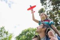 how to grow happy children