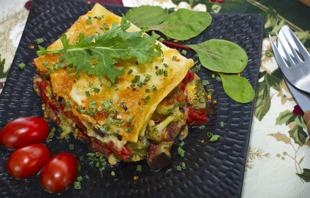 ricetta lasagna vegetariana