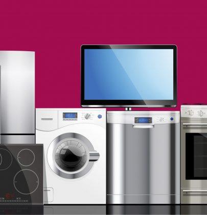 Elettrodomestici ricondizionati, si pagano la metà. Negozi presenti in tutta Italia e anche sul web