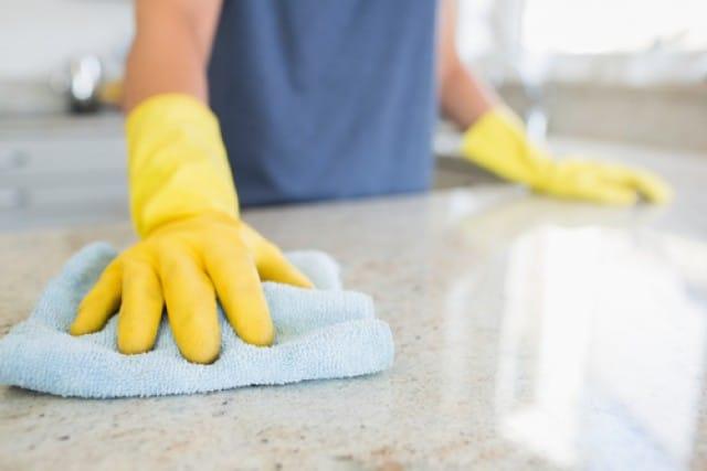 Come pulire il marmo con prodotti naturali - Non sprecare