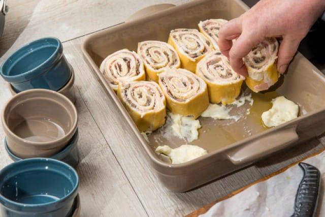 girelle di lasagne: la ricetta vegan che non spreca