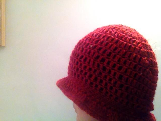 Come fare cappello uncinetto  66bd9958b310