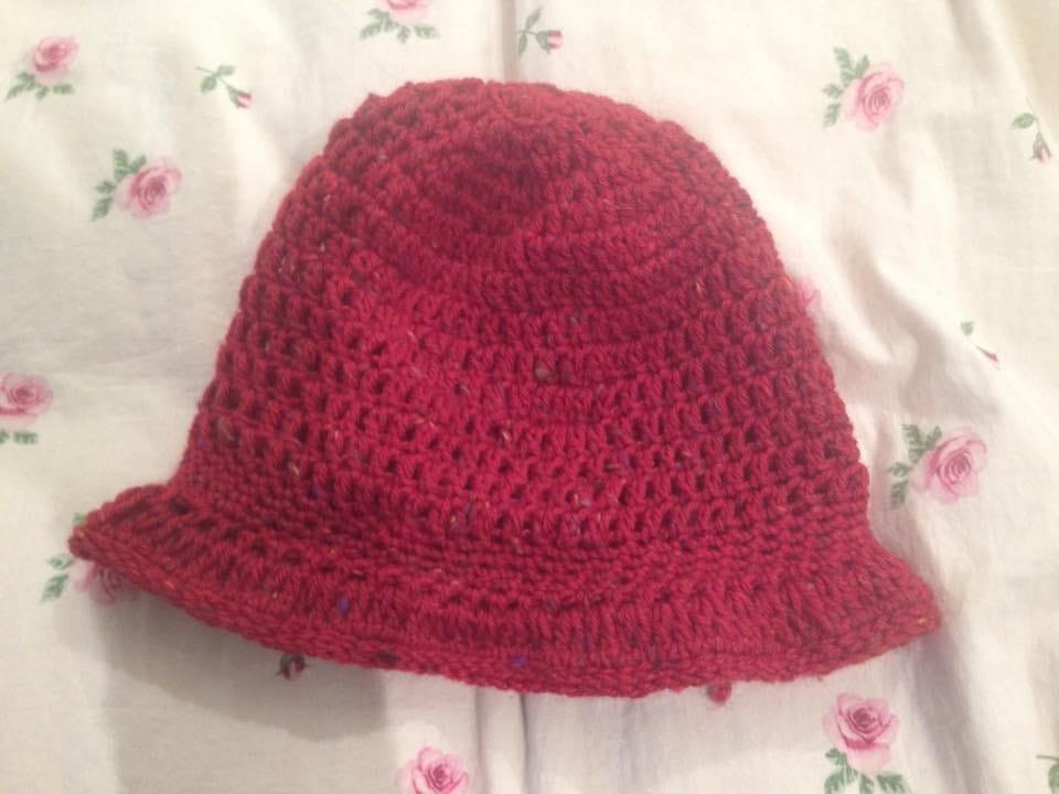 Come fare cappello uncinetto  70945b5ee09a