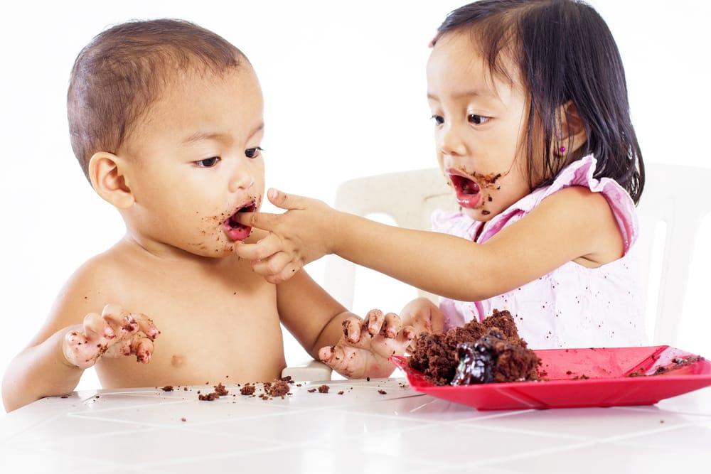 Dolci per bambini: sani, semplici e sostenibili - Non sprecare