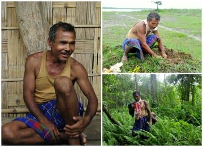 La foresta creata da Jadav Molai Payeng