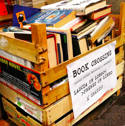 Bookcrossing Milano