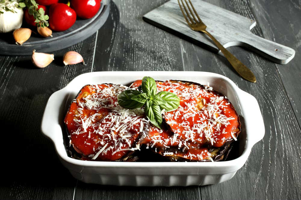 ricetta lasagne melanzane ricotta
