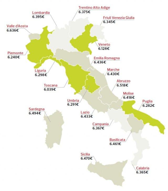 come risparmiare sulla spesa in italia